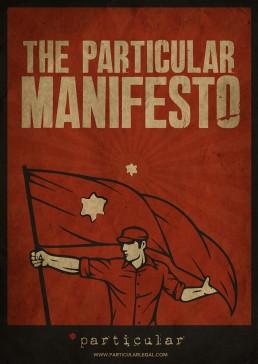 The particular Manifesto